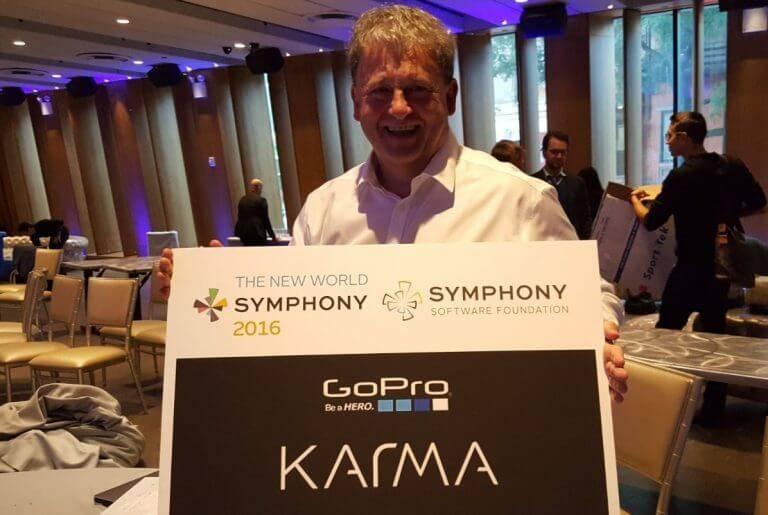 Tick42 Symphony award