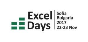 Excel days