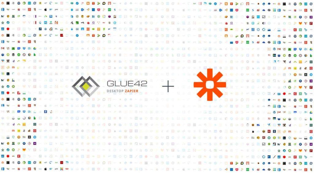 Glue42 Desktop Zapier