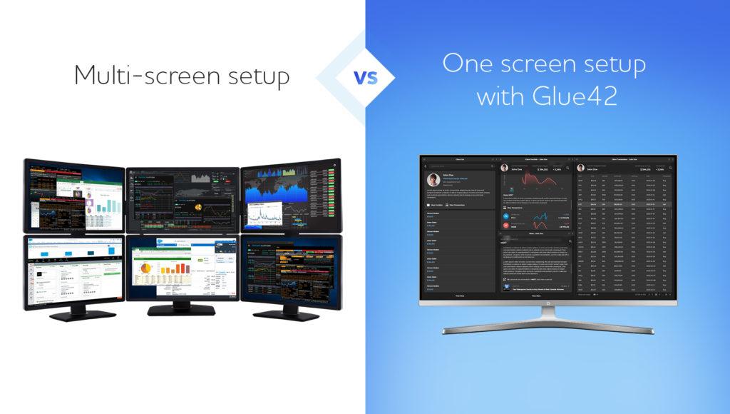 Multiple Screens vs Single Screen