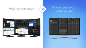 Multiple Screens vs Single Screen