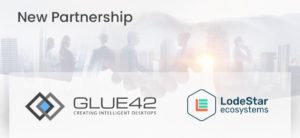 New Partnership Glue42 LodeStar Ecosystems