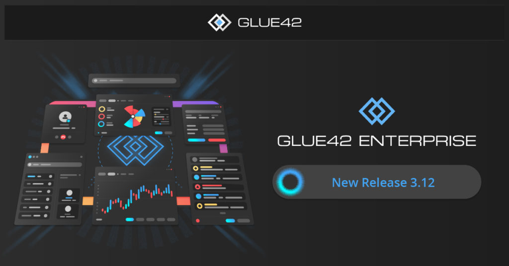 Glue42 Enterprise 3.12 webinar featured image
