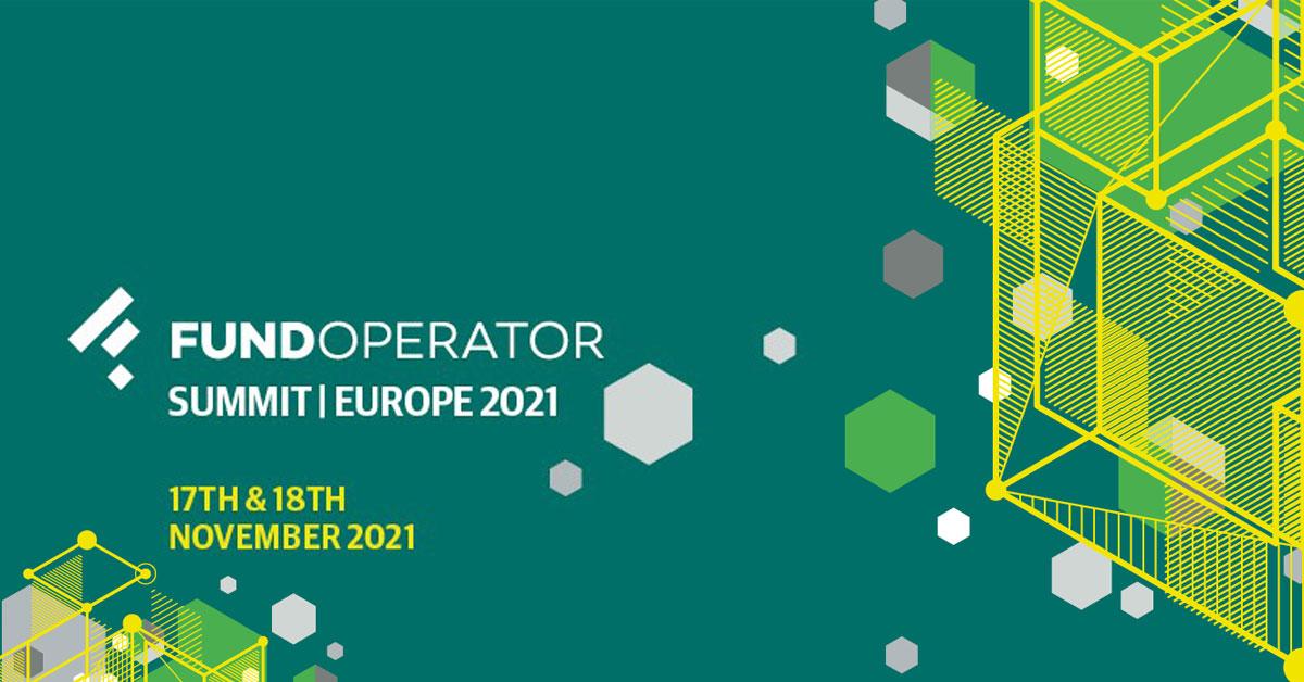 Fund Operator Summit 2021-1
